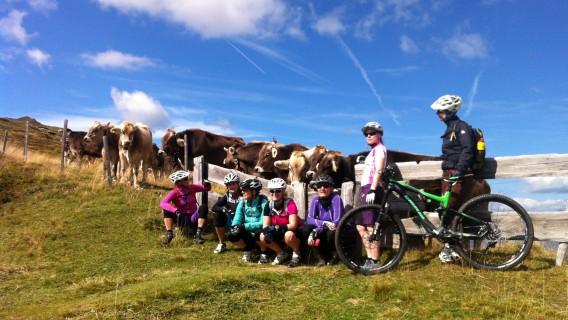 Beim Biken mit Freude statt Frust unterwegs - Ängste und Blockaden überwinden